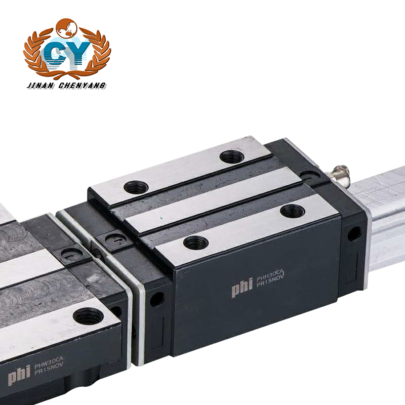 Linear bearing linear actuator motion system linear guide <strong>block</strong> 25mm