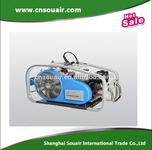 BAUER High Pressure Breathing Air Compressor 400L/min 300L/min100L/min 20Mpa 30Mpa