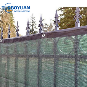 privacy screen cloth dog fence netting hdpe awning tarps plastic windproof screen net