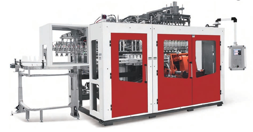 30 Liter IML <a href=/en/Extrusion-Blow-Molding-Machine.html target='_blank'>Extrusion blow molding machine</a>
