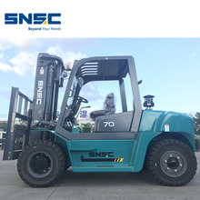 China Forklif, 7 ton forklift lifting equipment