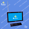 mini portable mobile digital tevision TV with USB charger cables tv moveable antenna 9 inch TV