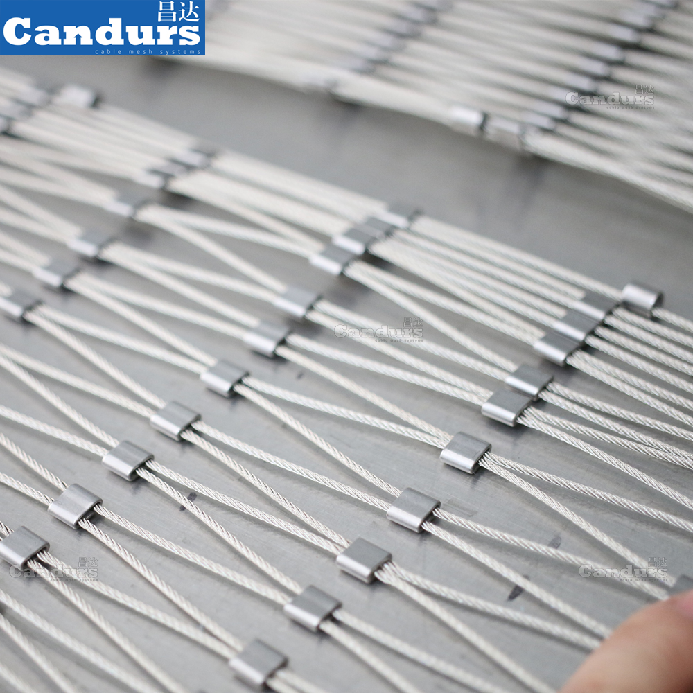 Flexible Cable Mesh Netting, Flexible Cable Mesh Netting Suppliers ...