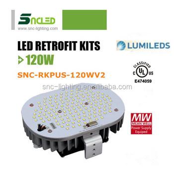 400w Metal Halide Led Replacement 120w Led Retrofit Kit,Ul 120w ...