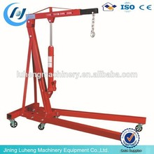 hydraulic crane used shop crane