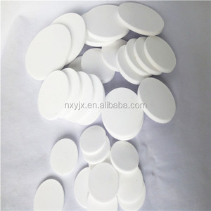 sale price PE plastic sintered filter disc