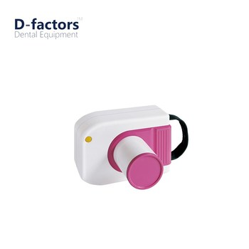 D-FACTORS Portable color dental digital oral x ray machine for sale