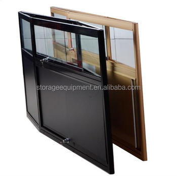 Portable Exhibition Display Cases : Portable trade show display case aluminium display show cases for