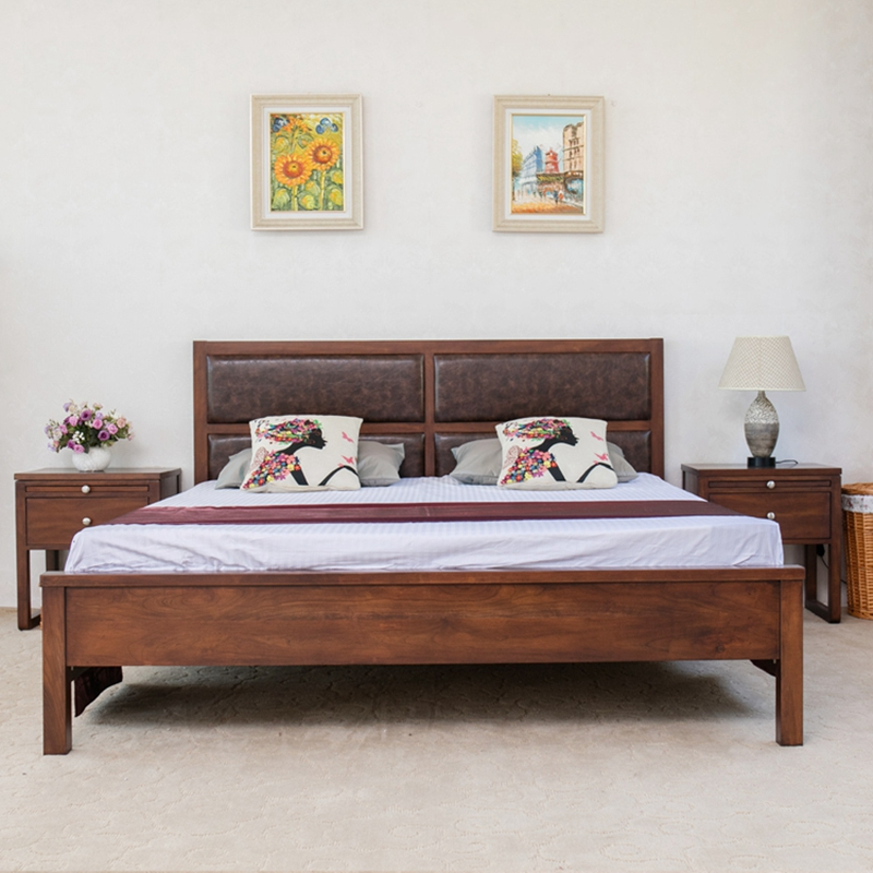 Marvelous Indian Simple Wood Double Bed Designs In Wood   Buy Indian Wood Double Bed  Designs,Simple Double Bed Design In Woods,Wood Double Bed Product On  Alibaba.com
