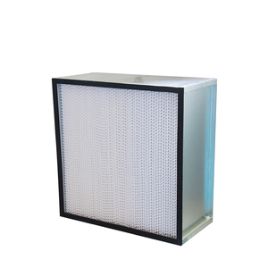 GK-10HL-3 h13 Factory direct provide hepa air filter laboratory filter