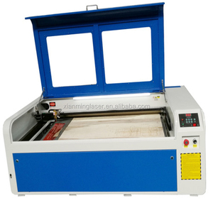 factory price co2 fabric cloth laser engraving machine with B1 board laser cutting machine 1260