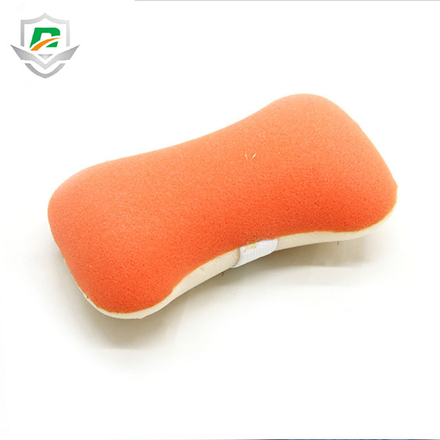High Quality Infant Bath Cleaning Sponge Bone Shapes
