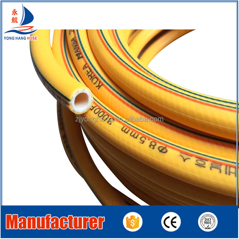 8/8.5 mm High pressure Flexible PVC Air Pneumatic Tool Hose ,plastic hose