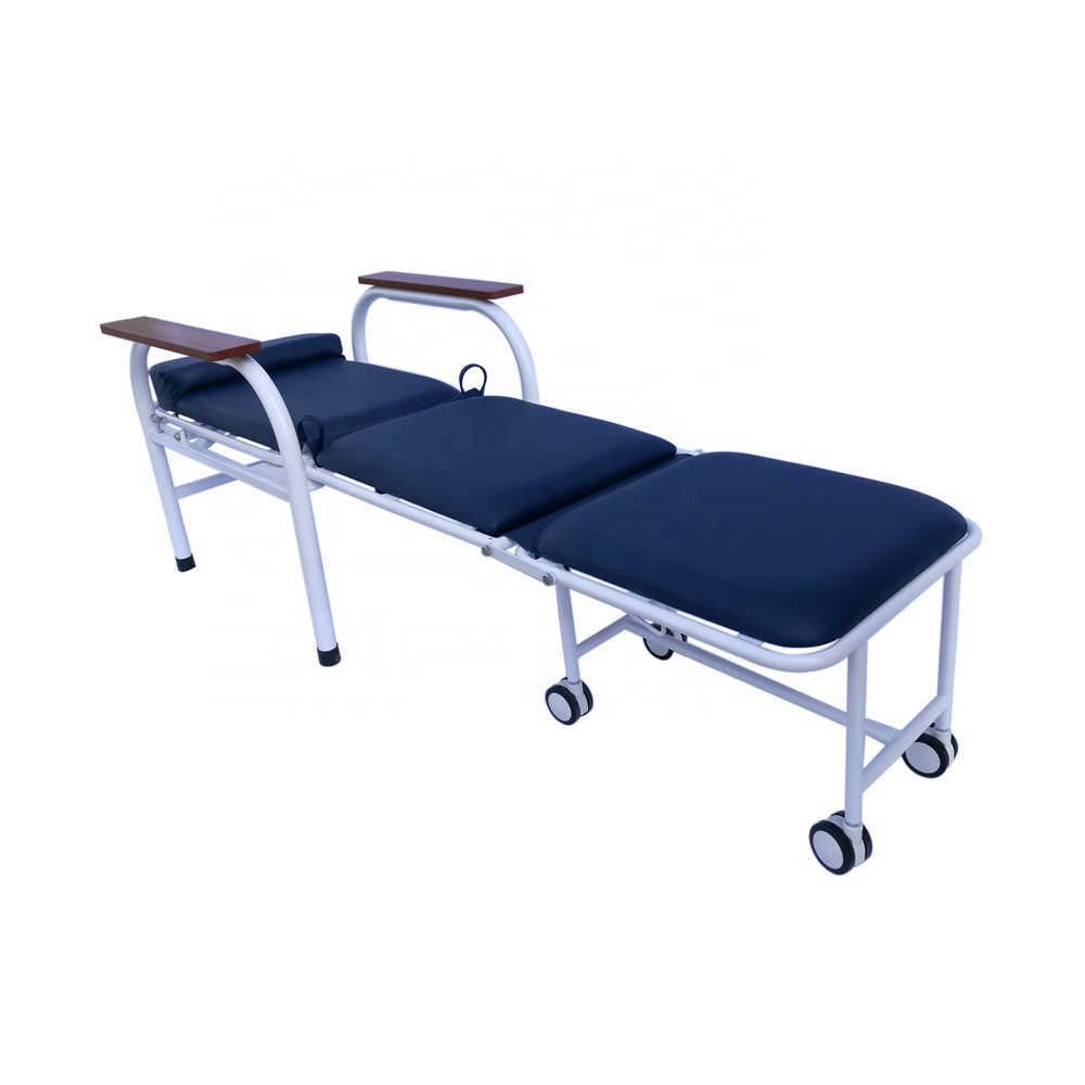 Medical equipment height adjustable used blood transfusion chair (three function) CY-C327