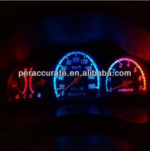 B85D B83D Auto LED Ampoule 5050 SMD Voiture Automobile Flipper ...