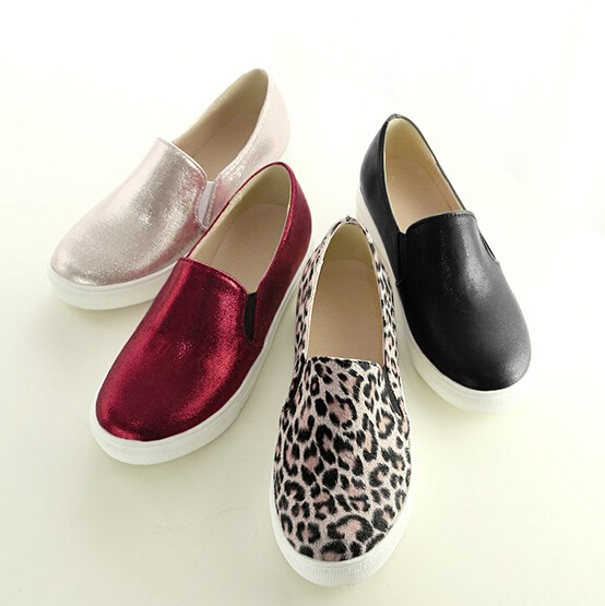 2c6278d891a1d Get Quotations · Summer Women's Round Toe Elevator Comfort Flat Shoes 2015  Loafers Slip-On Moccasins Cute Casual
