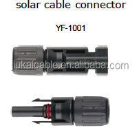 Good quality MC4 T solar connector from REOO solar suit 4mm2 and 6mm2 PV cable