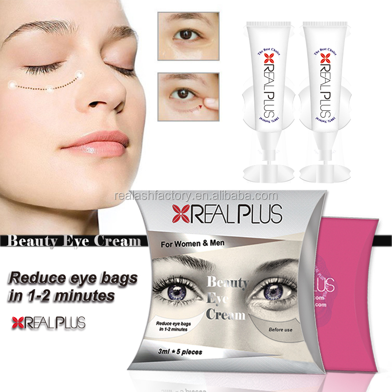 Effect approved unisex suitable private label moment cream for eye aging treatment