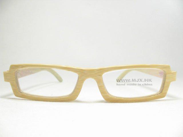 Mjx Series Handmade Bamboo Eyeglass Frames - Buy Eyeglass Optical ...