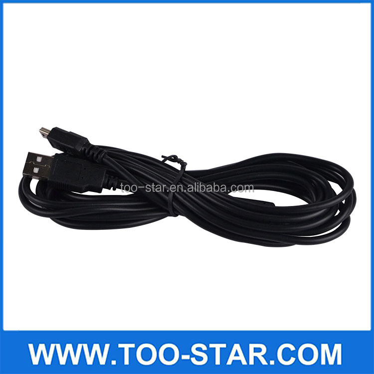 3M Long USB Charger Wire Rechargeable Cable For Playstation3 For PS3 Controller
