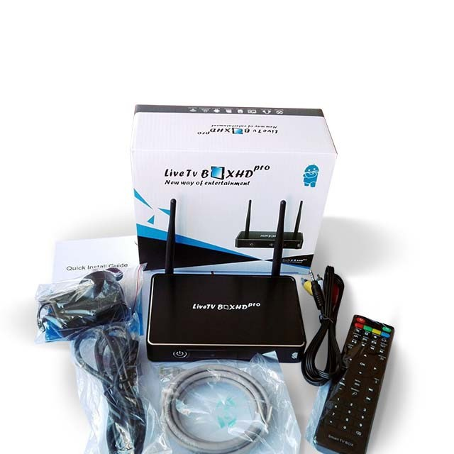 Factory price! The best IPTV box  Indian channels IPTV set top box