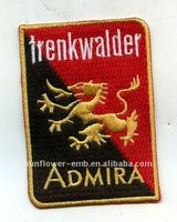 Custom animal embroidery