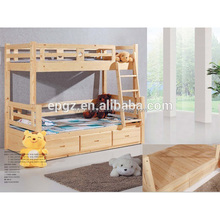 High Quality Hot Sale Cheap Wood Children Bunk Bed Kids Children Bedroom Furniture Bunk Beds Sets