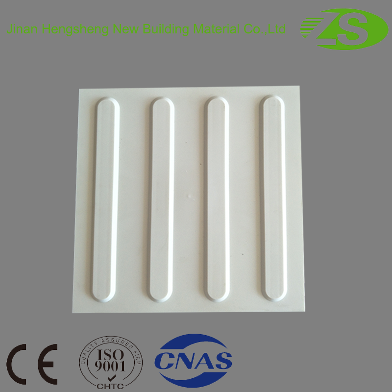 rubber tactile tile paving blind brick