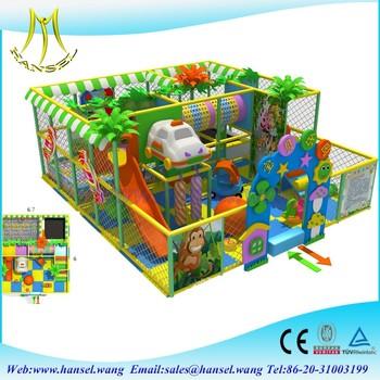 Hansel Cheap China Preschool Outdoor Play Equipment For Soft Play ...