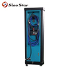 Alloy wheel rim straighten repair machine/ Industrial car vapour steam cleaner with 4 guns and ozone tube GBT-A