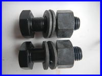 ASTM A325 A490 Heavy Hex Structural Bolt Nut and Washers