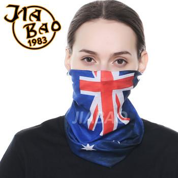 Bayrak Bandanaavustralya Bayrağı Bandanamalezya Bayrağı Bandana