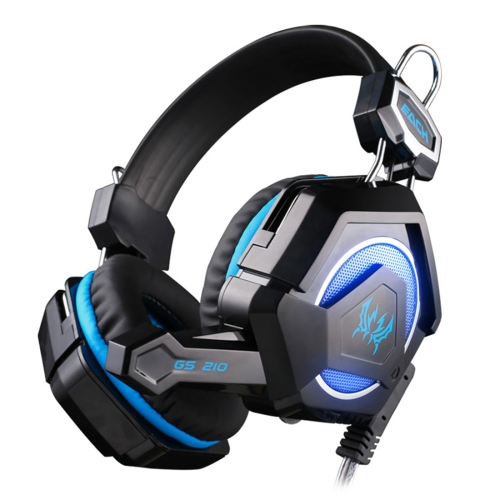 096fcfbb93c Kotion Each High Quality Wired Stereo Headphone With Microphone · 2.4m USB  + 2*3.5mm Audio Plugs Stereo Gaming Headphone Computer Game Headset