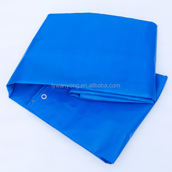 55gsm PE tarp10*10m with waterproof and Anti-UV for any cover purpose