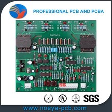 FR-4 Universal Remote Control PCB Assembly, 4 Layer PCB Board