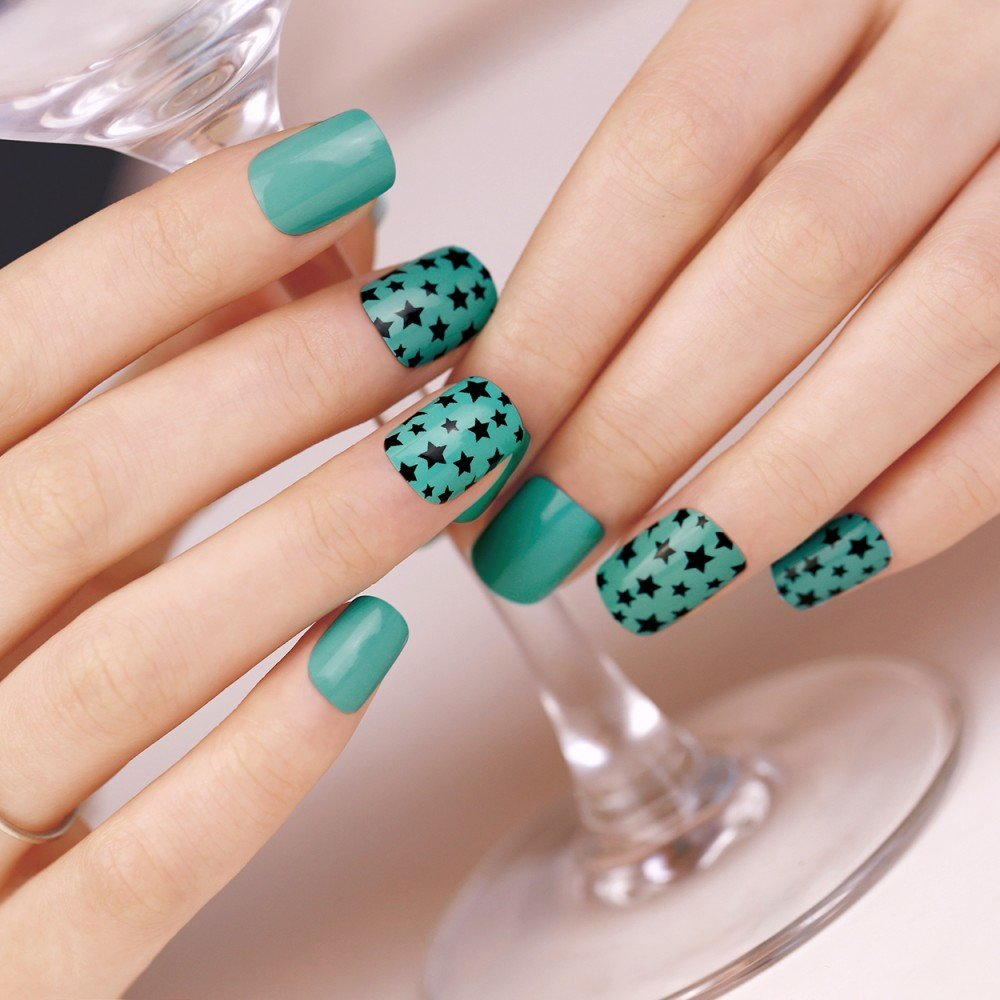 Cheap Green French Nails, find Green French Nails deals on line at ...
