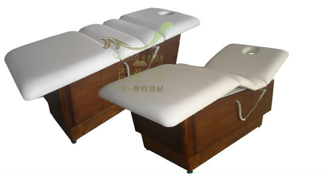 2016 Hot Sales Beauty Care Electric Massage Table/Electric Body Spa Bed/Trolley/Stool