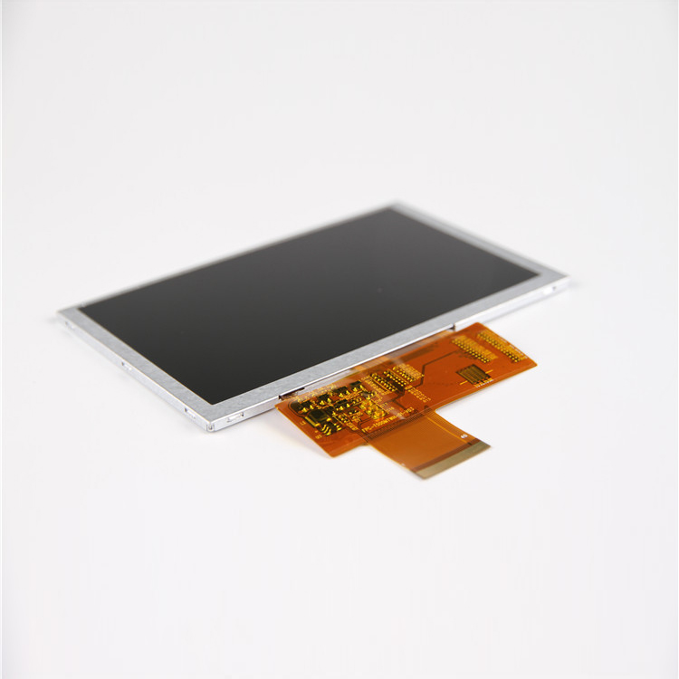 High quality long duration time open frame lcd display with high