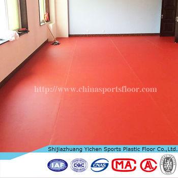 Solid Color Vinyl Flooring Pvc Sponge Flooring Pvc Floor