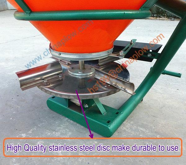 High Quality 3 Point Seed Spreaders / Farm Fertilizer Spreader ...