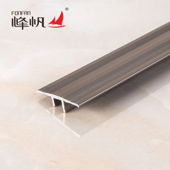 Aluminum Vinyl Flooring Carpet Edge Trim