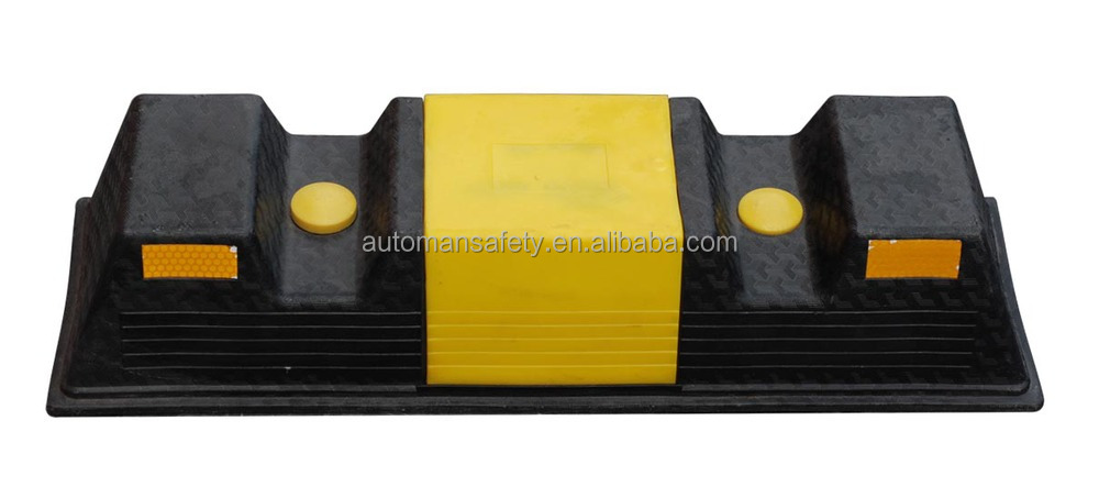 Plastic Parking Curbs Wheel Stops