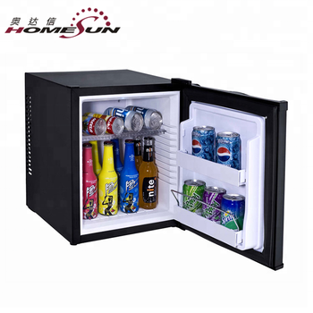 Custom Mini Refrigerator Heatpipe Gl Door 30l Bar Fridge Dubai