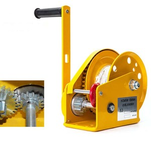 Portable Mini Manual Winch Hand Winch