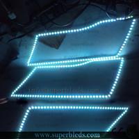 140mm Custom Size Car Headlight Halo Ring Kit Led Lighting - Buy ...