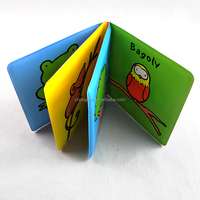 Customized Factory Soft Toys Baby Bath Book For Kids