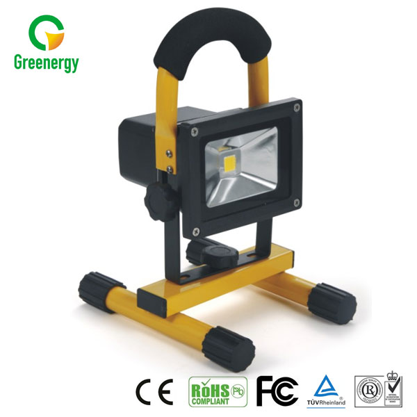 Most powerful high lumen rechargeable outdoor solar 50w led flood light