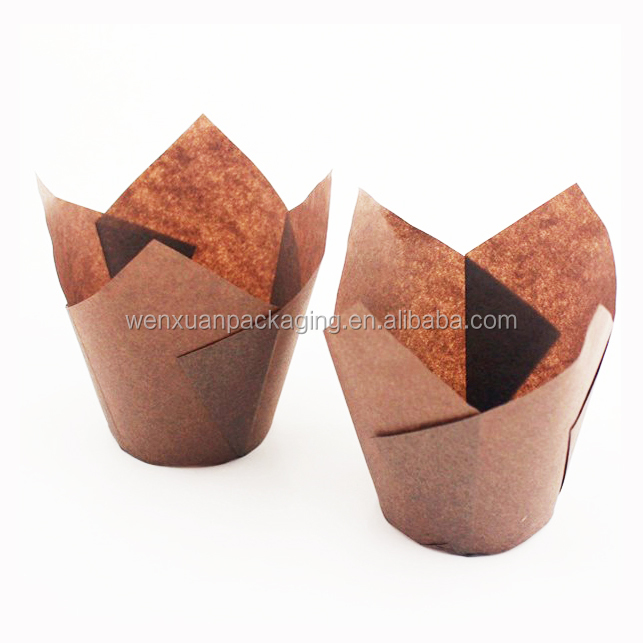 Tulip baking paper cake cups, paper cake cup,cupcake holder