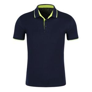 Man polo t-shirt 100% cotton in Guangzhou