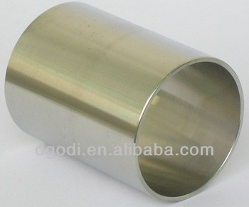 High precision stainless steel sleeve bearing for tubing shaft axle